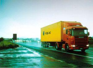 vracht vervoeren